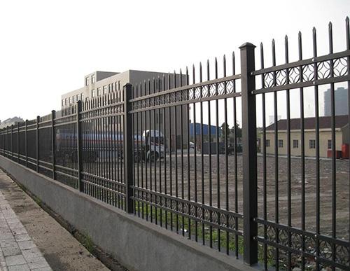 大连厂区护栏